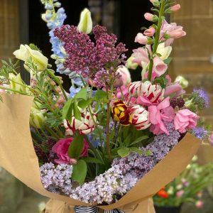 Organic English Cut Flowers